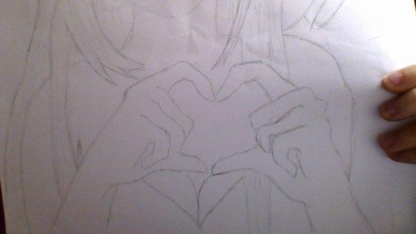 Dessin 11 : Coeur ~