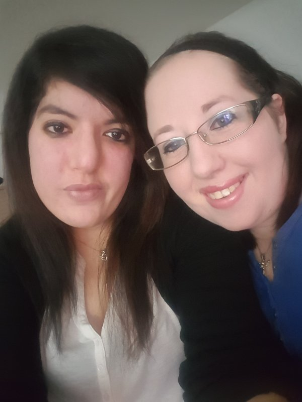 Ma meilleur amie et moi ❤❤❤