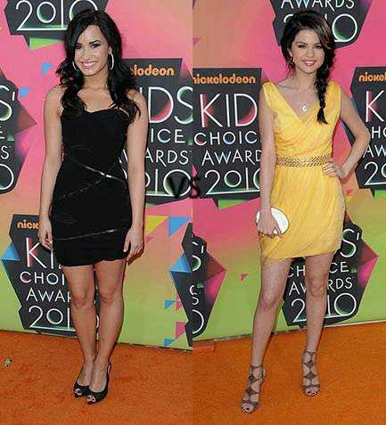 Selena Gomez VS Demi Lovato
