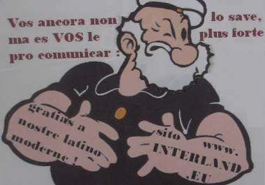 """POR QUE? SUBSISTE PROJECTOS DE LINGUAS """"UNIVERSAL"""" ?"""