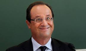 INTER F. HOLLANDE E UN BONOBO, QUI? ES PLUS INTELIGENTE ?