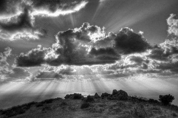 Le bonheur en silence ~ Les nuages de mon coeur