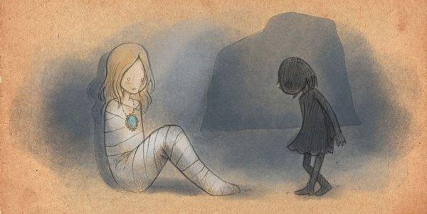 Une histoire d'harcèlement ~ CHAPITRE 12: Celle que je suis devenue...