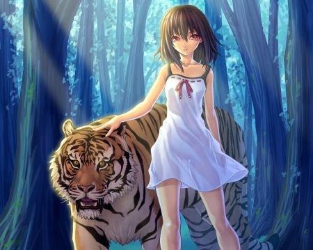 La princesse tigre
