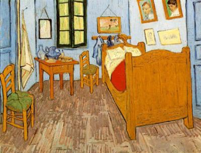 La Chambre De Van Gogh à Arles De Vincent Van Gogh