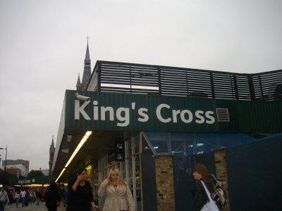 Londres, août 2010