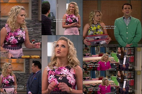 2x04 Voici quelques stills de l'épisode Young & Old de Young and Hungry