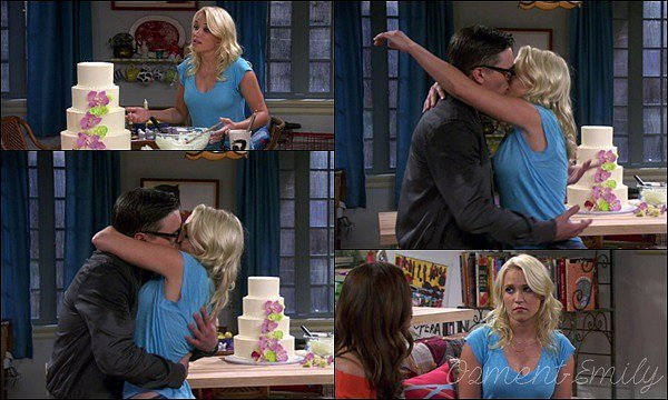 1x10 Découvrez quelques stills de l'épisode Young & Thirty (...and getting married!) de Young and Hungry