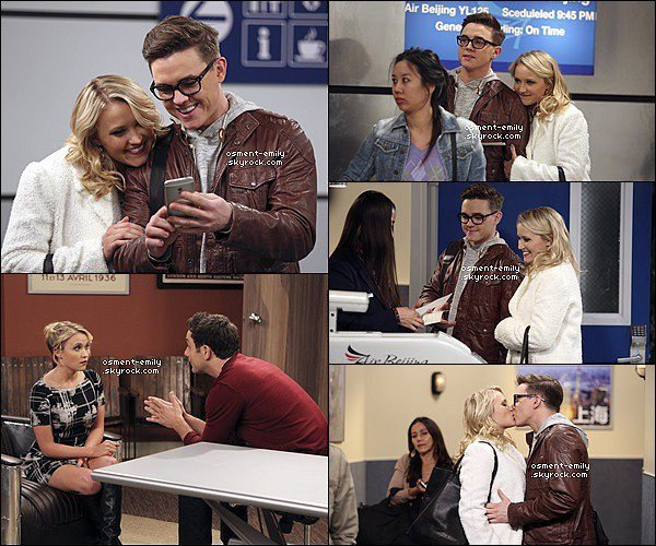 2x01 Voici quelques stills du premier épisode de la saison deux de Young and Hungry : Young & Too Late