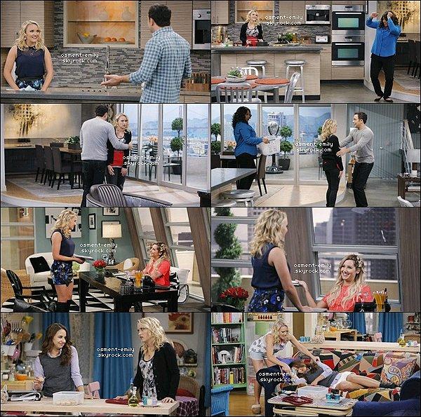 2x03 Découvrez quelques stills de l'épisodeYoung & Munchies avec Ashley Tisdale