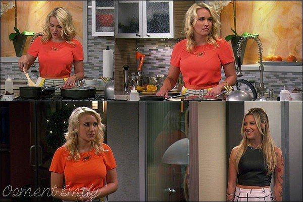 1x03 Voici quelques stills de l'épisode Young & Lesbiande Young and Hungry ●● Ashley Tisdale fait une apparition dans cette épisode, voici quelques photos des deux jolies blondes ci-dessous :)