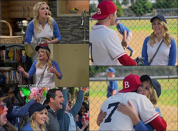5x05 - Voici de nouveaux stills de l'épisode Young & Softball de Young and Hungry