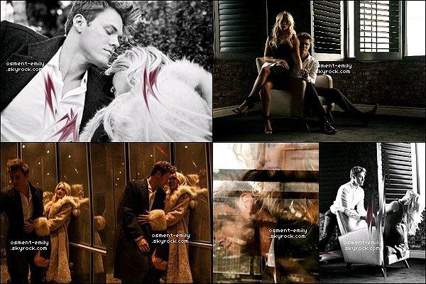 Juillet 2015, Emily a réalisé un photoshoot avec Blake Cooper Griffin de Kristine Ambrose ●● Ils sont mignons tous les deux, j'aime bien les photos en mouvement et en noir et blanc de ce photoshoot, et vous, vos avis ?