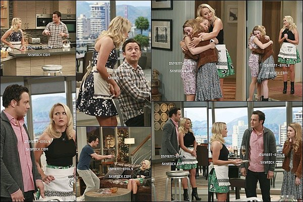 2x07  Découvrez quelques stills de l'épisode  Young & Ferris Wheel de Young and Hungry