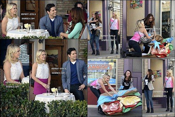 2x08 Découvrez quelques stills de l'épisode Young & Sandwich de Young and Hungry
