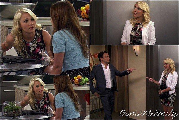 1x02 Voici quelques stills de l'épisode Young & Ringless de Young and Hungry ●● Mauvaise surprise pour Gabi, Josh a une fiancée, qui ne l'apprécie pas spécialement... Heureusement que Sofia est là.