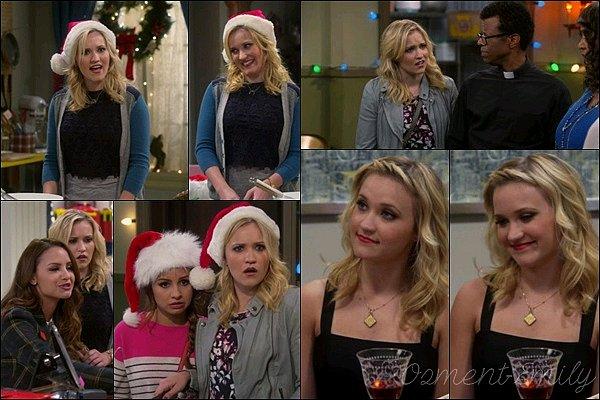 2x21 Voici quelques stills de l'épisode Young & Christmas de Young and Hungry