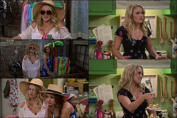 5x07 - Voici de nouveaux stills de l'épisode Young & Bridesmaids de young and Hungry