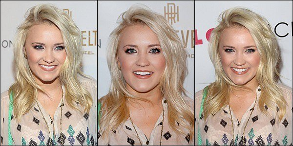 8 Mai 2014 : Emily était présente au NYLON's Young Hollywood May Issue Party ●● Emily était ravissante, sa tenue est plutôt sympa et j'adore ses sandales ! :) et vous, vous aimez ?