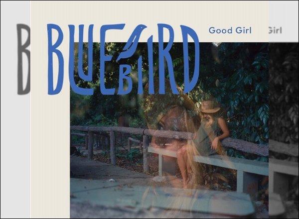 21 JUIN 2019 ▬ Emily alias BlueBiird a sortie son nouveau single GOOD GIRL