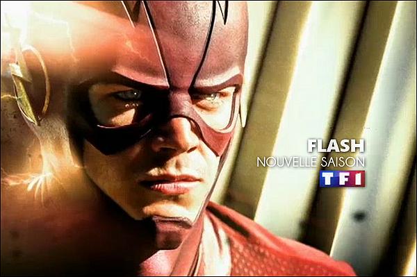 """De retour après un an d'absence. """"Flash"""" : La saison 4 dès le 9 juillet sur TF1 !  La diffusion de la saison 4 de """"Flash"""". Les téléspectateurs retrouveront donc Barry Allen, toujours campé par Grant Gustin !"""