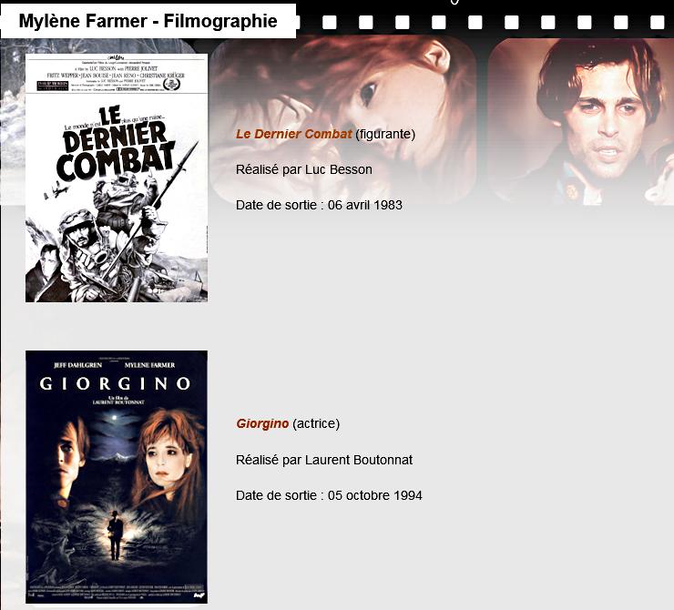 BIOGRAPHIE. Enfance et adolescence. PHOTOS. CLIPS MUSICAUX. FILMOGRAPHIE.