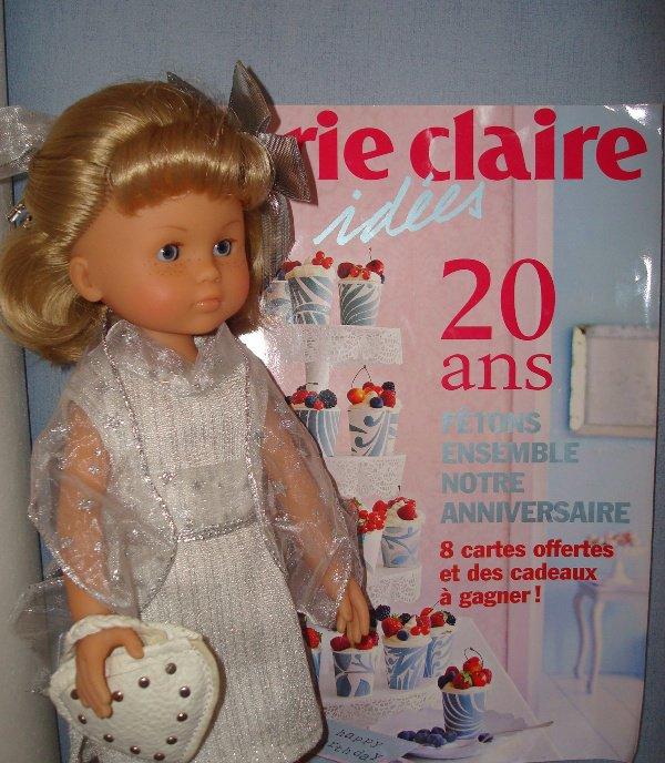 Marie et Claire fêtent les 20 ans de MCI.........   3ème article