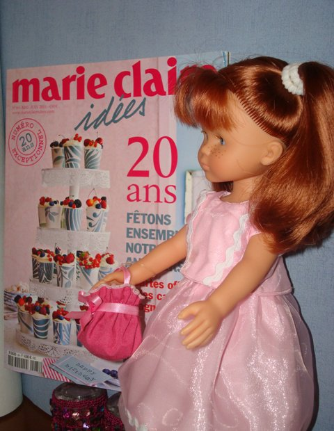 Marie et Claire fêtent les 20ans de MCI .........  2ème article