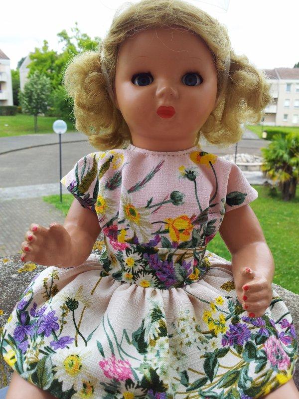 Ma jolie Boucle d'or ....
