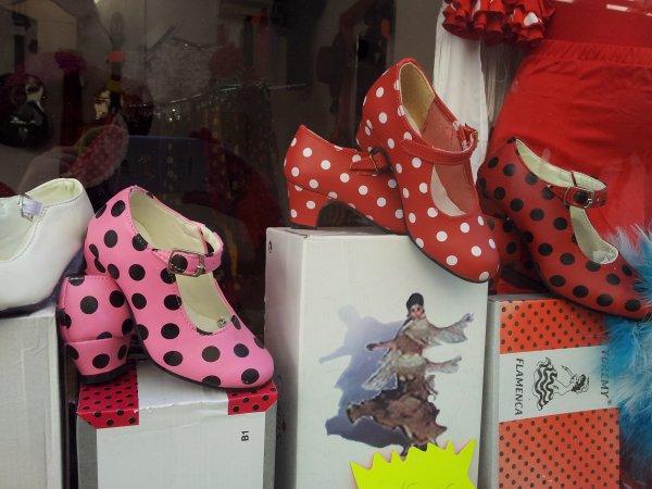 Adorables souliers...