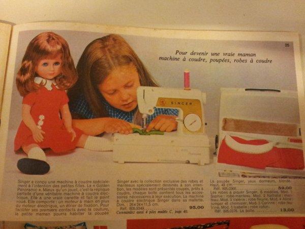 ancien catalogue de jouets
