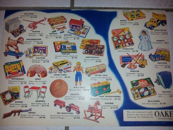 ancien catalogue de jouets américains photo 2