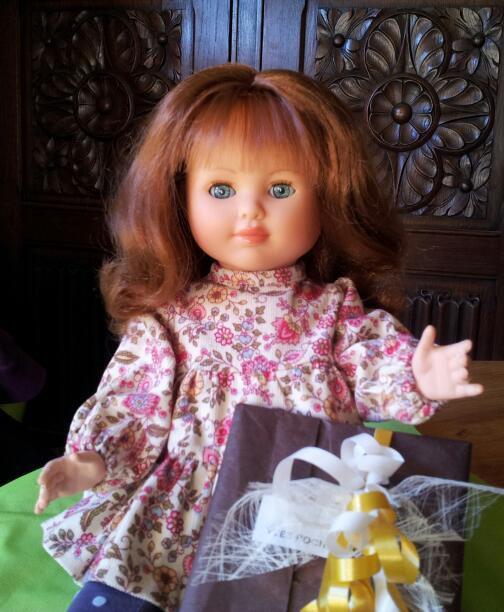 Ma seconde Princesse aux yeux vert !