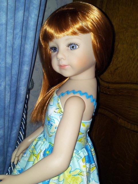 La nouvelle robe d'Esther ... !