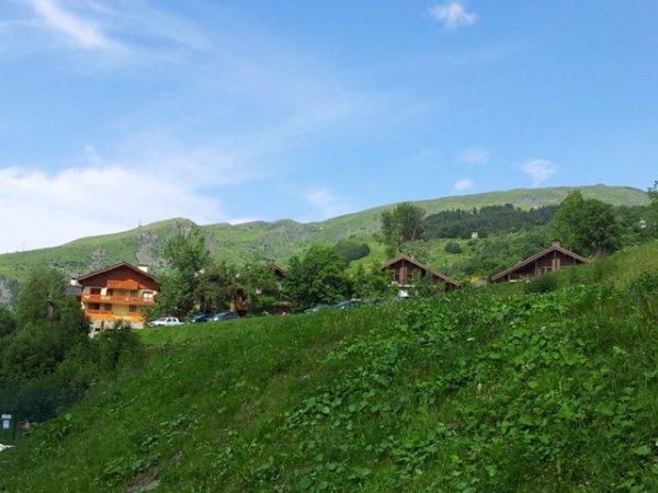 Explosion de petits coeurs pour Esther en Savoie !