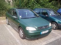 Ma voiture (l)