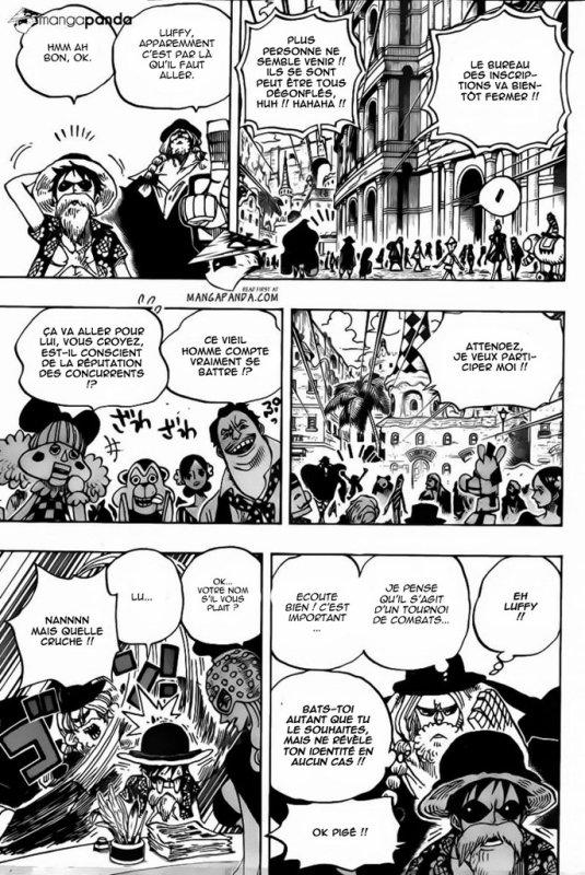 Passage One Piece scan 703