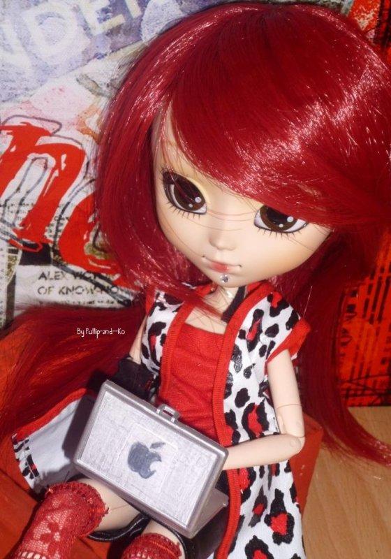 Ma 5ème pullip[5ème Doll]-♥