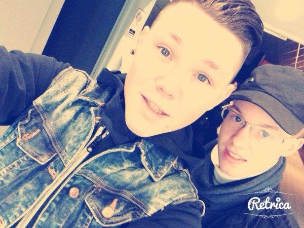 Avec Le Frat Luca