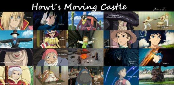 le château ambulant !