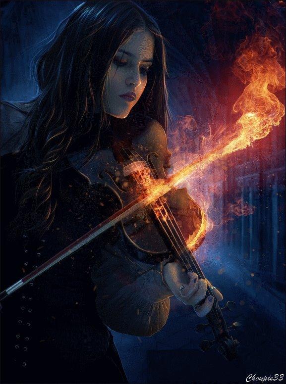 de la musique pour nous réchauffée un peu