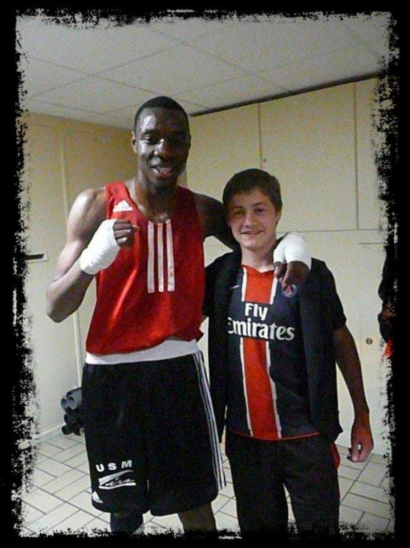 Juste Mon cousin et Notre Boxeur Virois et Parisien