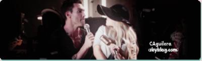 """Adam: «J'ai aimé la sortie de Christina"""""""