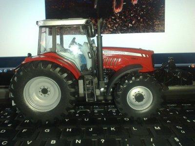 Massey ferguson 7480 DynaVT