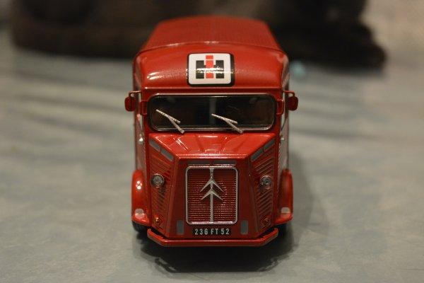 Citroën Type H service IH