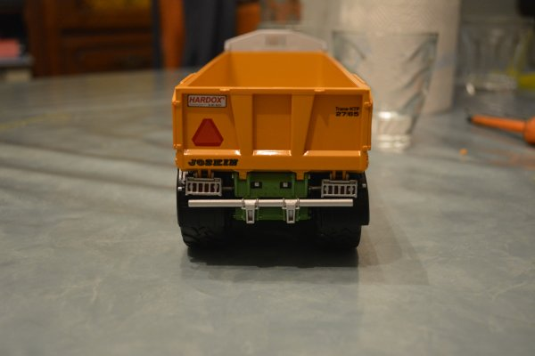 Benne Tp Joskin Trans-KTP 27/65 TRM