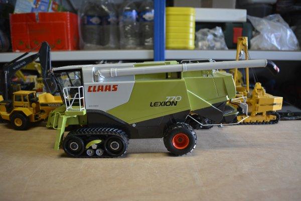 Claas Lexion 770TT