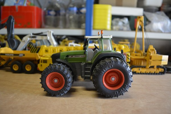 Fendt 924 8 roues