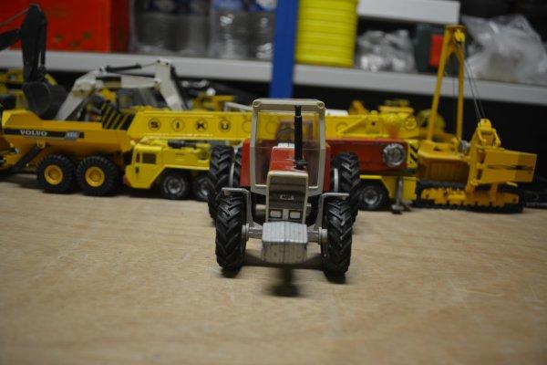 Massey Ferguson 2680 6 roues