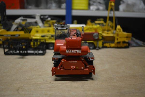 Télescopique Manitou MRT 2150 Turbo Privilège